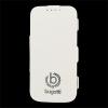 Pouzdro Bugatti Geneva Folio Samsung G900 Galaxy S5 bílé