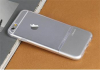 Pouzdro USAMS iPhone 6S Ease stříbrné