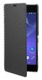 Roxfit pouzdro Folio pro Xperia T3 Carbon Black