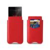 Pouzdro Sony SMA3136R červené pro Xperia Z1