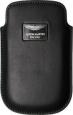 Aston Martin Racing originální kožené pouzdro pro BlackBerry 9900 Bold