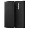 CP-801 Nokia Leather Flip Pouzdro pro Nokia 8 Black (EU Blister)