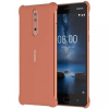 CC-801 Nokia Soft Touch Case Black pro Nokia 8 Copper (EU Blister)