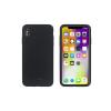 SoSeven Smoothie Silikonový Kryt pro iPhone XS Max Black (EU Blister)