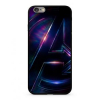 MARVEL Avengers 012 Premium Glass Zadní Kryt pro iPhone X Multicolored