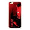 MARVEL Iron Man 004 Zadní Kryt Red pro iPhone XR