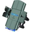 USAMS CD133 Automatic Coil Držák do Auta vč. Bezdrátového Dobíjení 10W Black