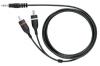 Stereofonní audio kabel Nokia  CA-72U