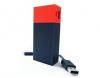 HTC BB G600 externí baterie 6000mAh pro micro USB