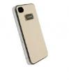 Krusell LUNA Undercover pro Apple iPhone 4 písková