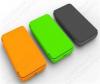 Pouzdro Nokia CC-3087 oranžové