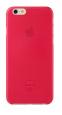 Pouzdro Ozaki Apple iPhone 6 O!Coat 0,3 Jelly červené