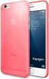 Pouzdro Spigen Air Skin iPhone 6 růžové