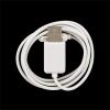 USB Nabíjecí Kabel Magnetický White pro Xperia Z1, Z1c, Z2