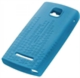 Nokia CC-1006 silikonové - 5250, modré