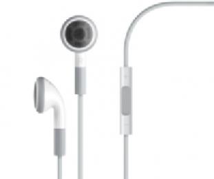 iPhone 3GS Original Stereo HF s ovládáním (Bílé)