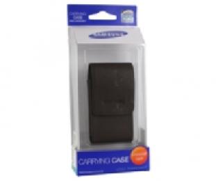 Samsung AALC200 kožené pouzdro Universal - hnědé