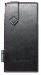 Originální kožené pouzdro otevírací pro Samsung S8500 Wave