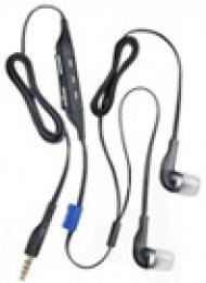 Stereo HF sluchátka Nokia WH-701 Černé