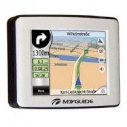 MyGuide 3100 GPS navigace