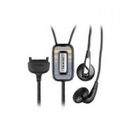 NOKIA HS-31 - Black Stereo headset