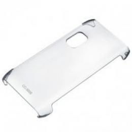 Nokia kryt CC-3005 - Nokia E7, průsvitná bílá