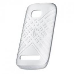 Nokia CC-1032 Silikonové pouzdro pro model Nokia Lumia 710 White