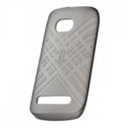 Nokia CC-1032 Silikonové pouzdro pro model Nokia Lumia 710 Black