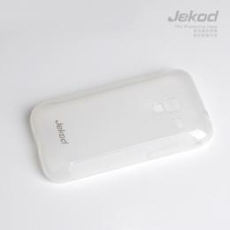Jekod TPU ochranné pouzdro White pro Samsung S7500 Ace Plus