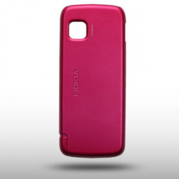 Nokia 5230 zadní kryt růžový se stylusem