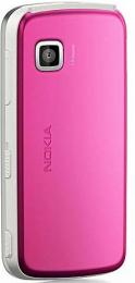 Nokia 5230 zadní kryt růžový bez stylusu