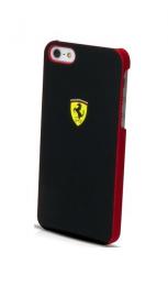 FESIHCP5RE Ferrari Zadní Kryt Metallic Red Scuderia pro iPhone 5