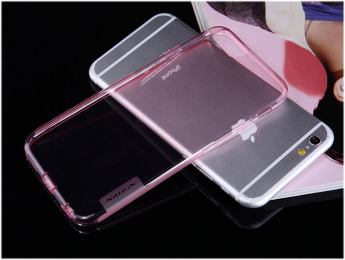 Pouzdro Nillkin Nature iPhone 6 růžové