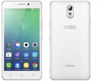 Lenovo Vibe P1m Single SIM White