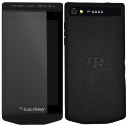 BlackBerry Porsche P'9982 Black
