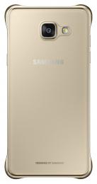 Pouzdro Samsung EF-QA510CF zlaté pro Samsung Galaxy A5 2016