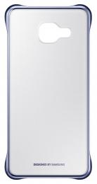 Pouzdro Samsung EF-QA310CB černé pro Samsung Galaxy A3 2016