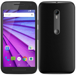 Motorola Moto G3 8GB Black