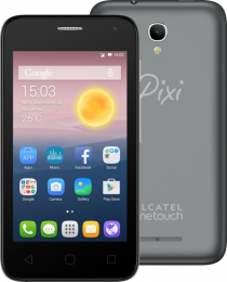 Alcatel PIXI FIRST OT-4024D Soft Slate