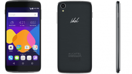 Alcatel IDOL 3 OT-6045Y Dark Grey
