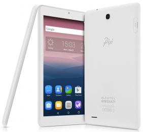 Alcatel OneTouch PIXI 8 WiFi White
