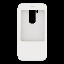 Pouzdro Huawei Original S-View G8 bílé