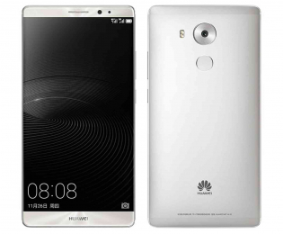 Huawei Mate 8 32GB Dual SIM Silver