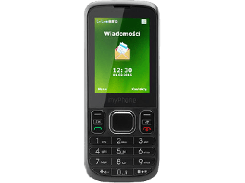 myPhone 6300 Black