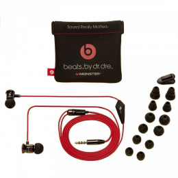 Beats Dr. Dre iBeats Black