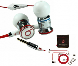 Beats Dr. Dre iBeats White