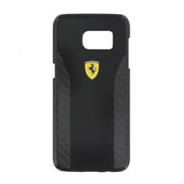 Ferrari Daytona Hard Case Black/Carbon pro Samsung Galaxy S7 Edge