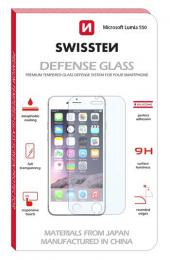 Swissten Tvrzené Sklo H pro Microsoft Lumia 640