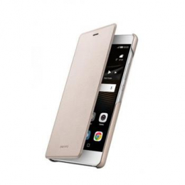 Huawei Original Folio Pouzdro Gold pro P9 Lite