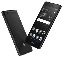 Huawei P9 Lite Dual SIM Black (CZ distribuce)